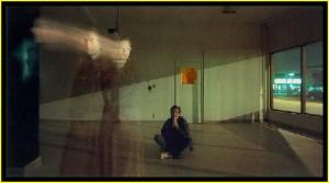 Danika Dinsmore, Paul E Nelson, old SPLAB Dec. 1996