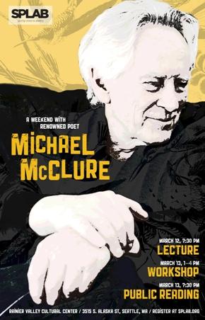 McClure Flyer design by David Sherwin