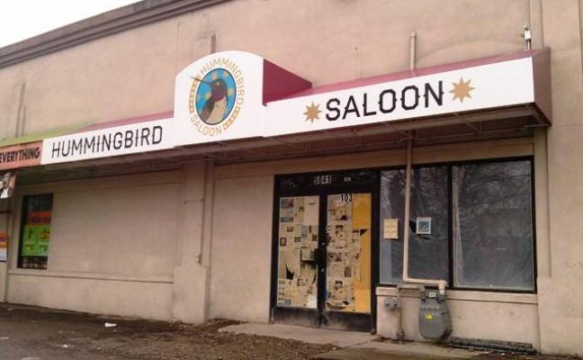 Hummingbird Saloon