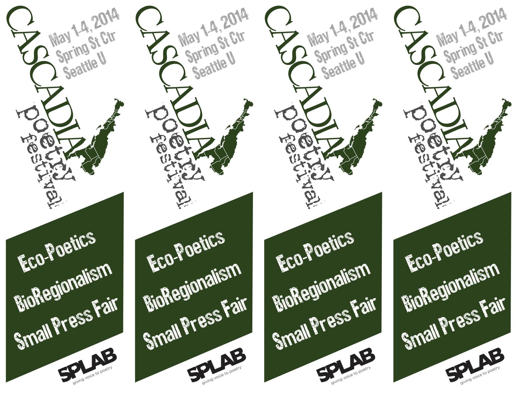 Cascadia PF 2 Bookmark