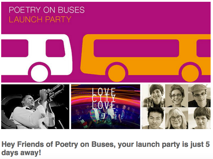 Bus Poems 2014