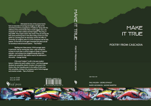 Make It True cover (front and back)