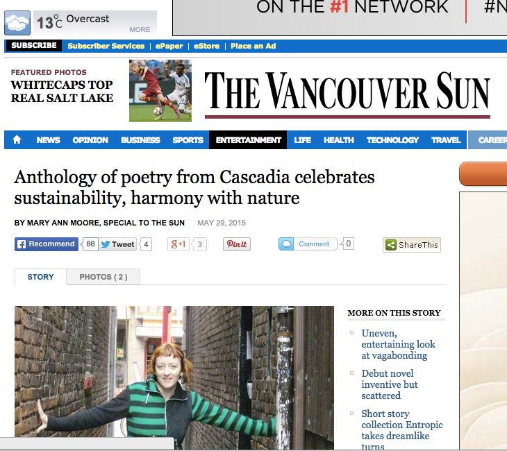 Vancouver Sun Make It True