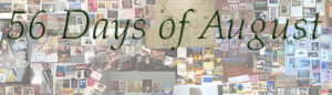 56 Days of August image