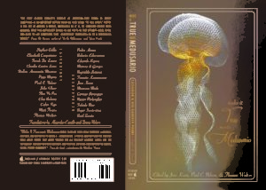 Cover of the bilingual poetry anthology Make it True meets Medusario