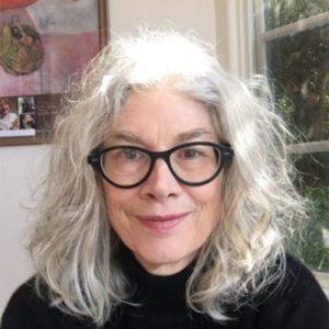 Brenda Hillman photographed by Robert Hass