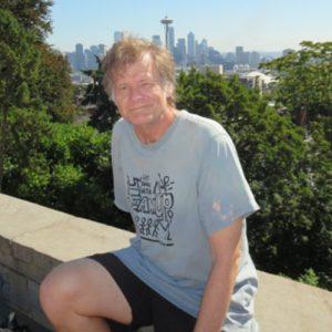 John Olson Seattle Poet